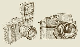 Cameras Stock Photos