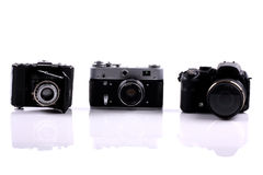 Cameras Royalty Free Stock Image