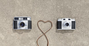 cameras immagini stock libere da diritti