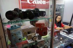 cameras immagine stock