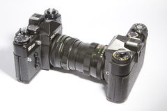 cameras fotografie stock libere da diritti