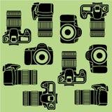 Cameras Royalty Free Stock Photo