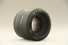 Cameras Lens. Isolated Camera Lens stock image