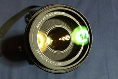 Cameras & Optics, Lens, Camera Lens, Single Lens Reflex Camera Stock Image
