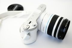Cameras & Optics, Product, Camera, Digital Camera Stock Image
