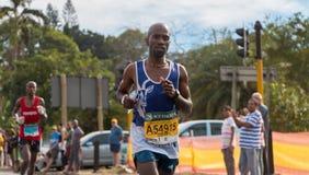Camerati corridore maratona 2 Fotografia Stock