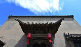 Camere cinesi antiche Fotografie Stock