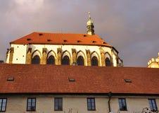 Camere a Praga Fotografie Stock Libere da Diritti
