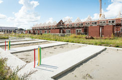 Camere in costruzione fotografia stock libera da diritti