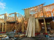 Camere in costruzione Fotografia Stock
