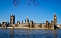 Camere del Parlamento Fotografia Stock Libera da Diritti
