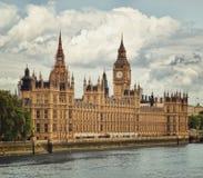 Camere del Parlamento, Londra Fotografia Stock