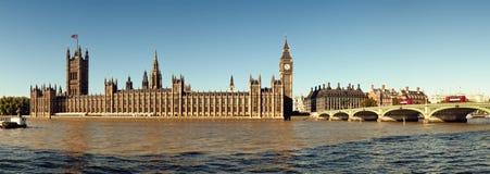 Camere del Parlamento, Londra Fotografie Stock Libere da Diritti