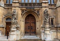 Camere del Parlamento. Londra. Il Regno Unito Fotografie Stock