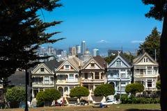Camere del Victorian a San Francisco Fotografia Stock Libera da Diritti