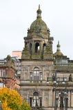 Camere della città in George Square, Glasgow, Scozia Fotografia Stock