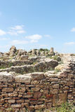 Camere della colonia del greco antico di selinunte Immagini Stock Libere da Diritti