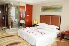 camere di albergo Immagine Stock