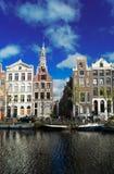 Camere di Amstardam, Paesi Bassi Fotografie Stock