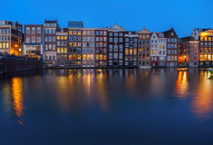 Camere di Amsterdam, Paesi Bassi Immagini Stock Libere da Diritti