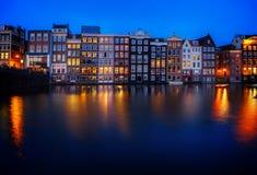 Camere di Amsterdam, Paesi Bassi Immagine Stock Libera da Diritti