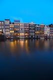 Camere di Amsterdam, Paesi Bassi Fotografie Stock