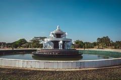 Camere di myanmar durante il giorno Immagine Stock