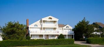 Camere di spiaggia Fotografia Stock