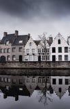 Camere e canale Fotografie Stock