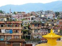 Camere a Kathmandu Immagine Stock