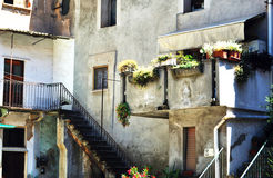 Camere in Lombardia Fotografia Stock