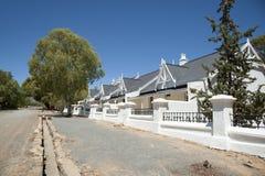 Camere in Matjiesfontein Sudafrica immagini stock libere da diritti