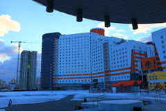 Camere a Minsk Immagine Stock
