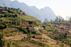 Camere in montagne Immagini Stock Libere da Diritti