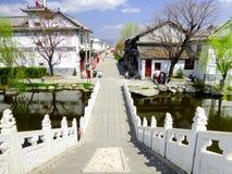 Camere residenziali tradizionali di XiZhou immagini stock libere da diritti