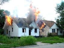 Camere su fuoco Immagini Stock
