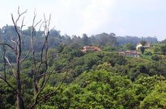 Camere sulle colline Fotografia Stock