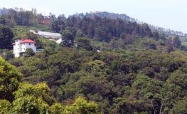 Camere sulle colline Fotografia Stock Libera da Diritti