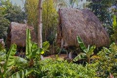 Camere tribali Immagini Stock Libere da Diritti