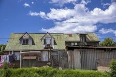 Camere in un distretto nel Sudafrica Fotografie Stock Libere da Diritti