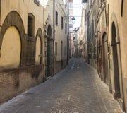 camerino Italy marsze Zdjęcie Stock