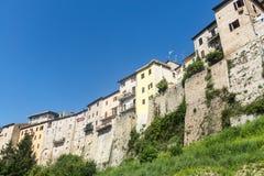Camerino (Märze, Italien) Lizenzfreie Stockbilder