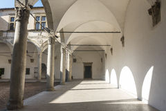 Camerino (marços, Italy) Foto de Stock