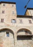 Camerino (Marches, Italy) Stock Photography