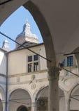 Camerino (Marches, Italy) Royalty Free Stock Photo