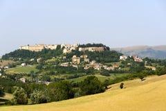 Camerino (mars, Italie) Images stock