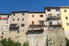 Camerino (mars, Italie) Photos libres de droits