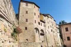 Camerino (Marsen, Italië) Stock Afbeeldingen