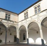 Camerino (Marsen, Italië) stock foto's
