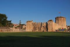 Camerlengo - fortaleza do século XV. Fotos de Stock Royalty Free